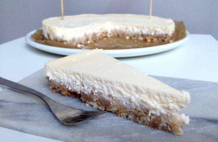 New York Cheesecake Rezept: Einmal Manhattan zum Mitnehmen, bitte!