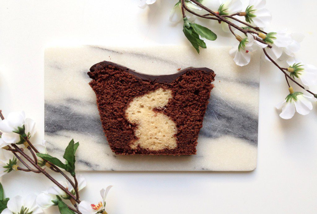 Osterhasen-Kuchen