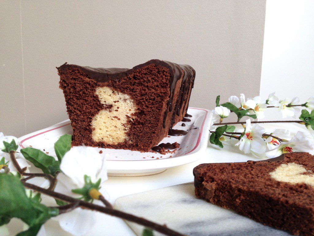 Osterhasen-Kuchen Rezept